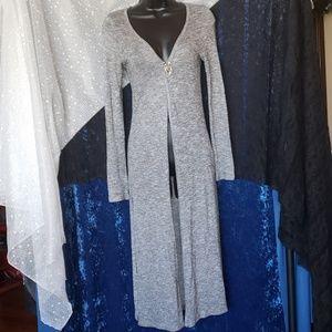 Bozzolo Maxi Cardigan  Size Medium